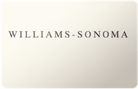 Williams-Sonoma gift card