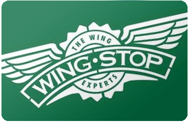Wingstop gift card