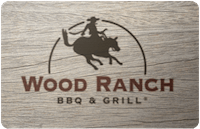 Wood Ranch gift card