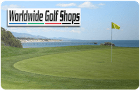 Worldwide Golf Shops gift card