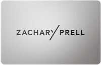 Zachary Prell gift card