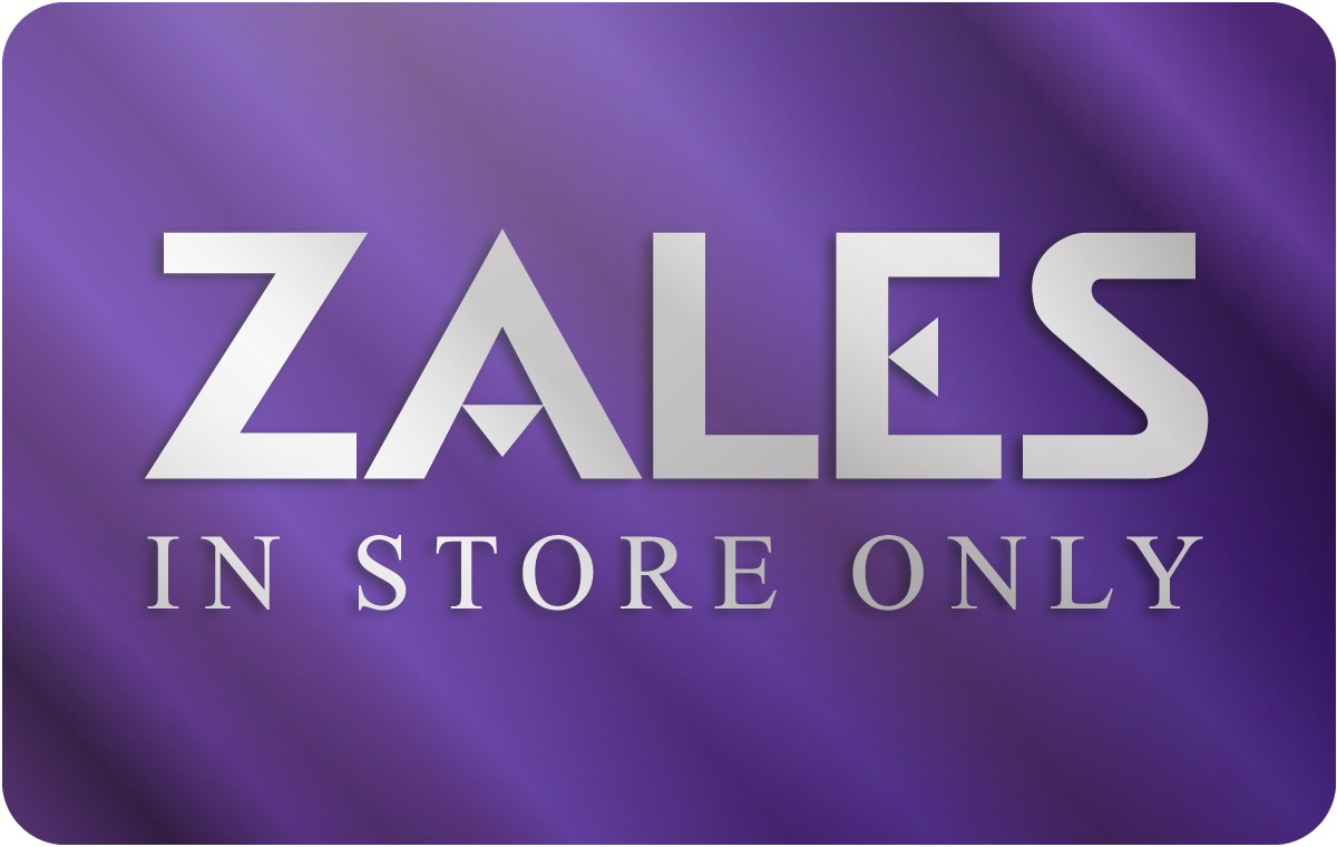 Zales In Store Only gift card