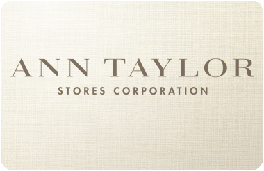 Ann Taylor In Store Only gift card