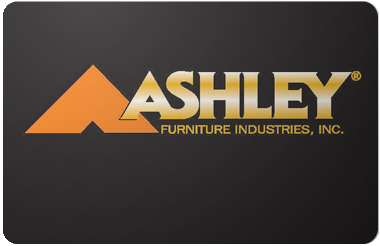Ashley Furniture gift card