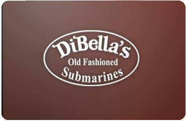 Dibellas gift card