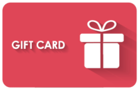 Hacienda gift card