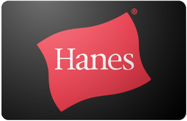 Hanes gift card