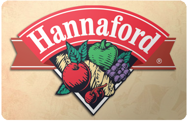 Hannaford gift card