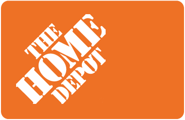 Home Depot Merchandise Credit  gift card