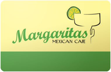 Margaritas gift card