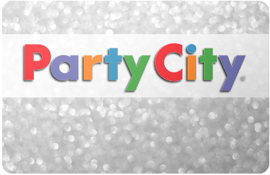 Party City gift card