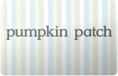 Pumpkin Patch gift card