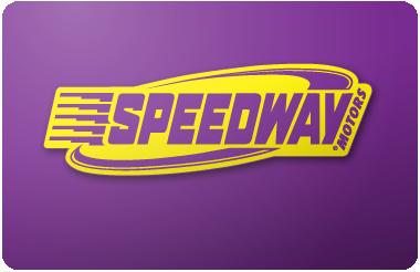 Speedway Motors gift card