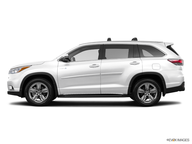 Toyota Highlander Hybrid 2016 Limited AWD 4dr   Build And Price    Sherbrooke Toyota