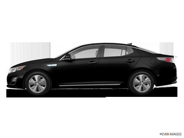 2017 Kia Optima Hybrid