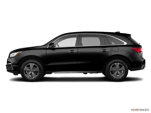 2018 Acura MDX SH-AWD for sale in Victoria | Campus Acura on