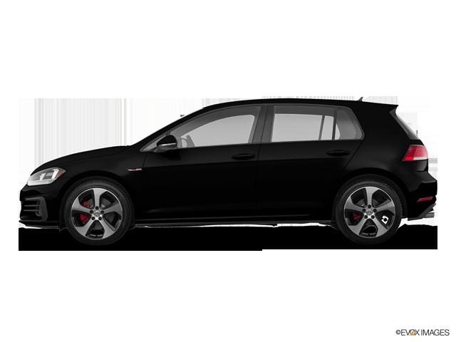 Volkswagen Golf GTI 2018