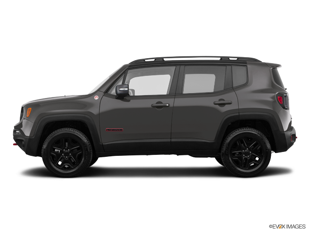 2019 Jeep Renegade Trailhawk 4x4 For Sale In Langley Willowbrook