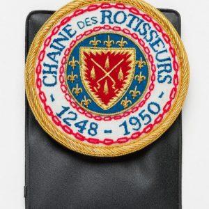 Chaine-Blazer-Crest