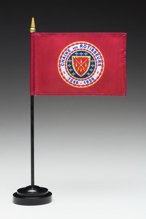 Chaine Table Flag Chaine Des Rotisseurs