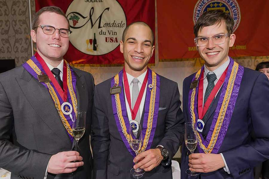 Chaine Outreach Young Sommelier Competition 2017