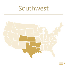 map-southwest