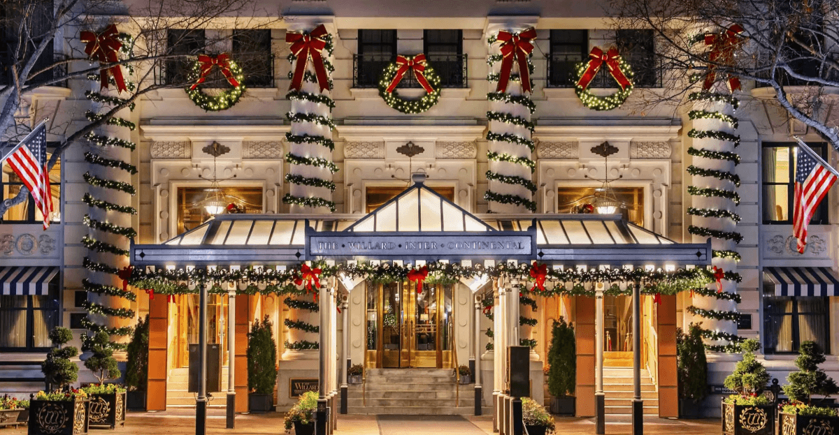 Christmas Gala 2020 Salt Lake City 2019 Holiday Gala at the Historic Willard Hotel   Chaine des
