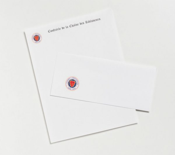 Chaine-Letterhead -Stationary