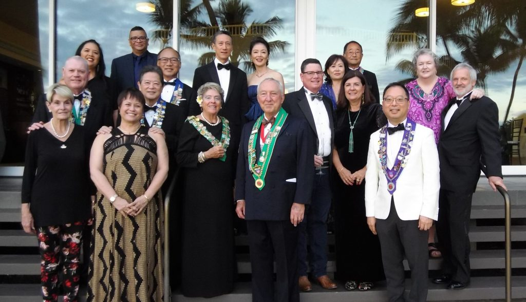 Maui Bailliage