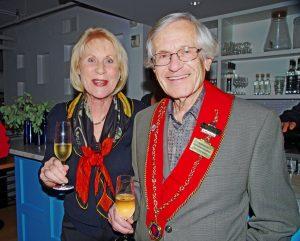 Diane Roberts Birkeland, Conseiller Gastronomique Etats-Unis Hon. Mel Sturman