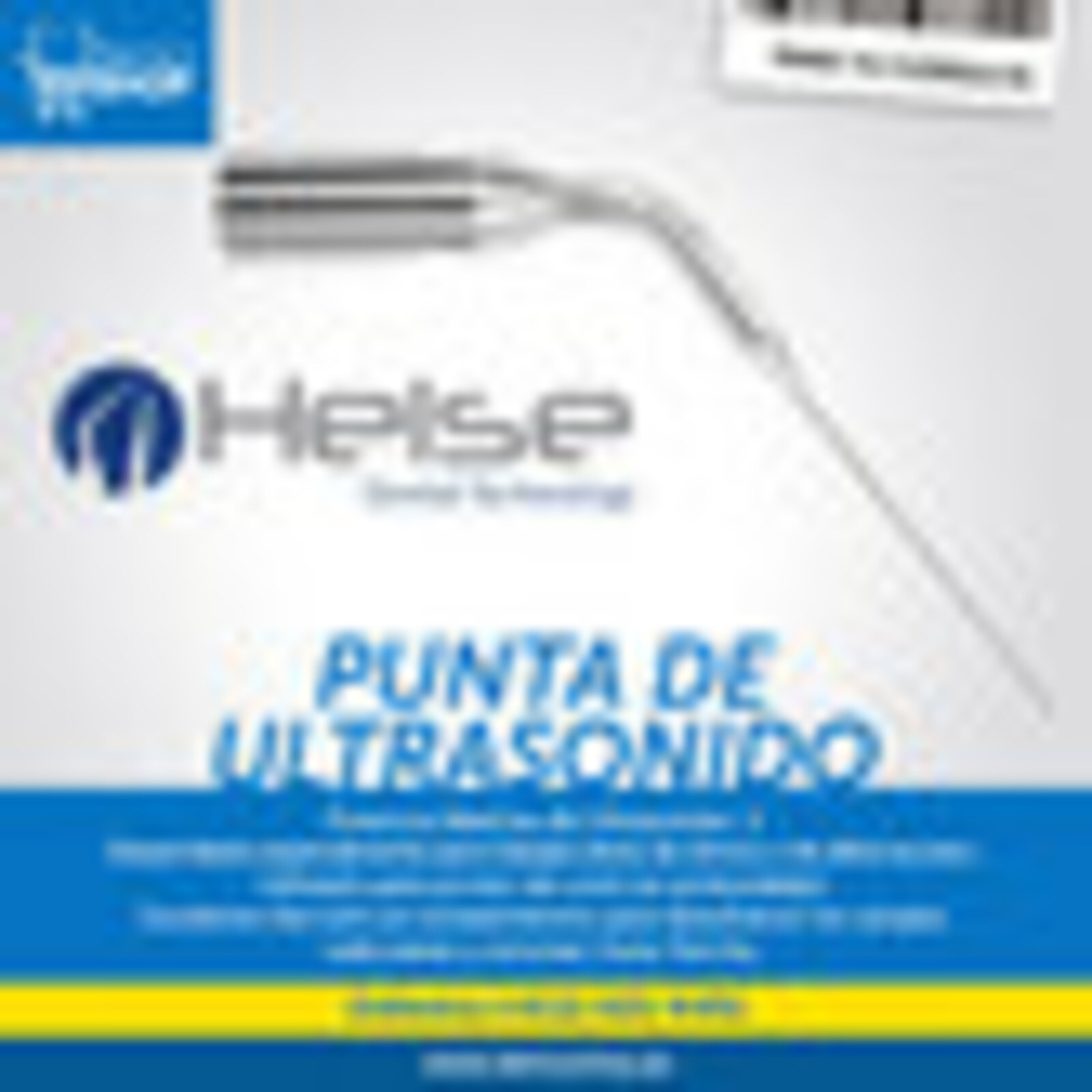 ¡nuevo! Catálogo de productos HELSE en Dentoshop