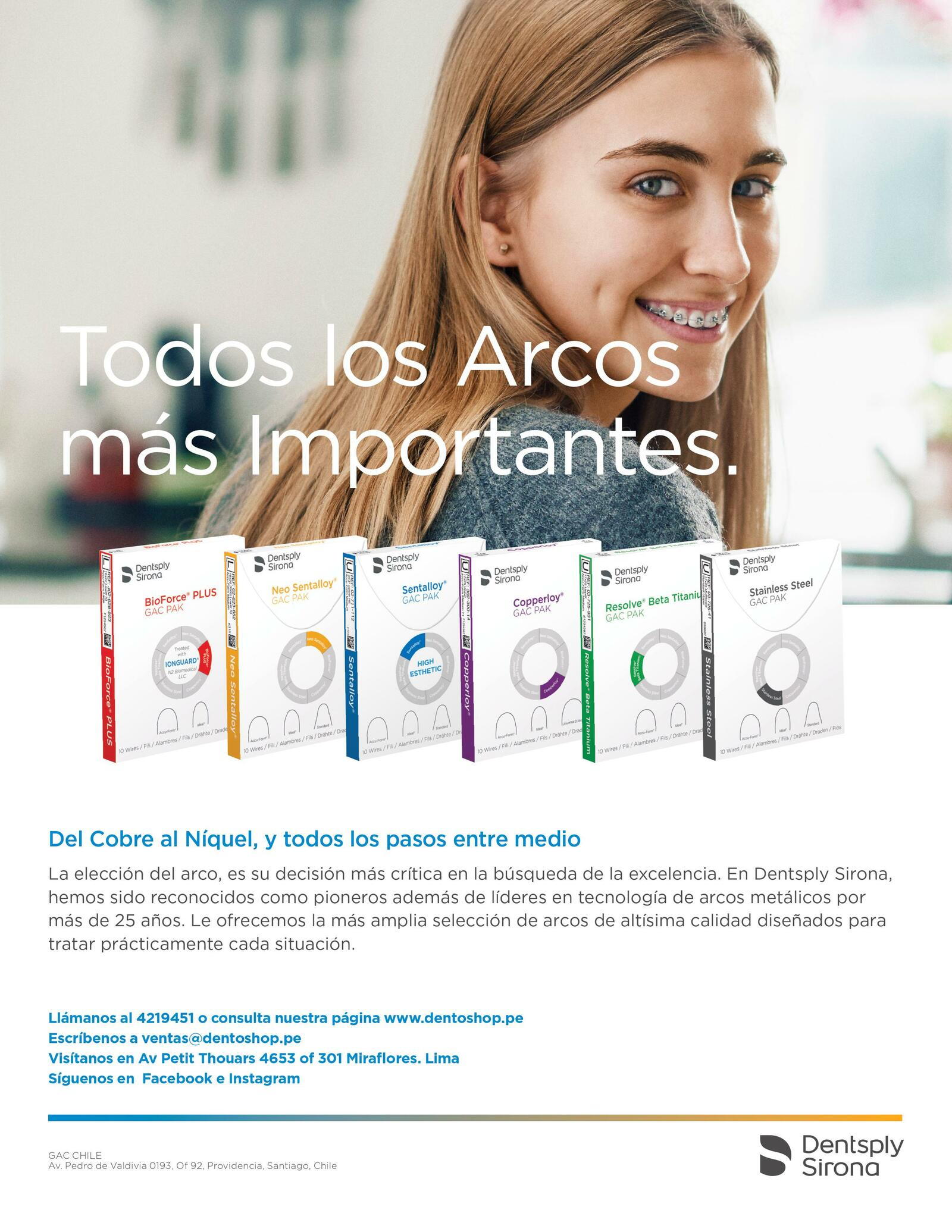 Arcos High Estetic
