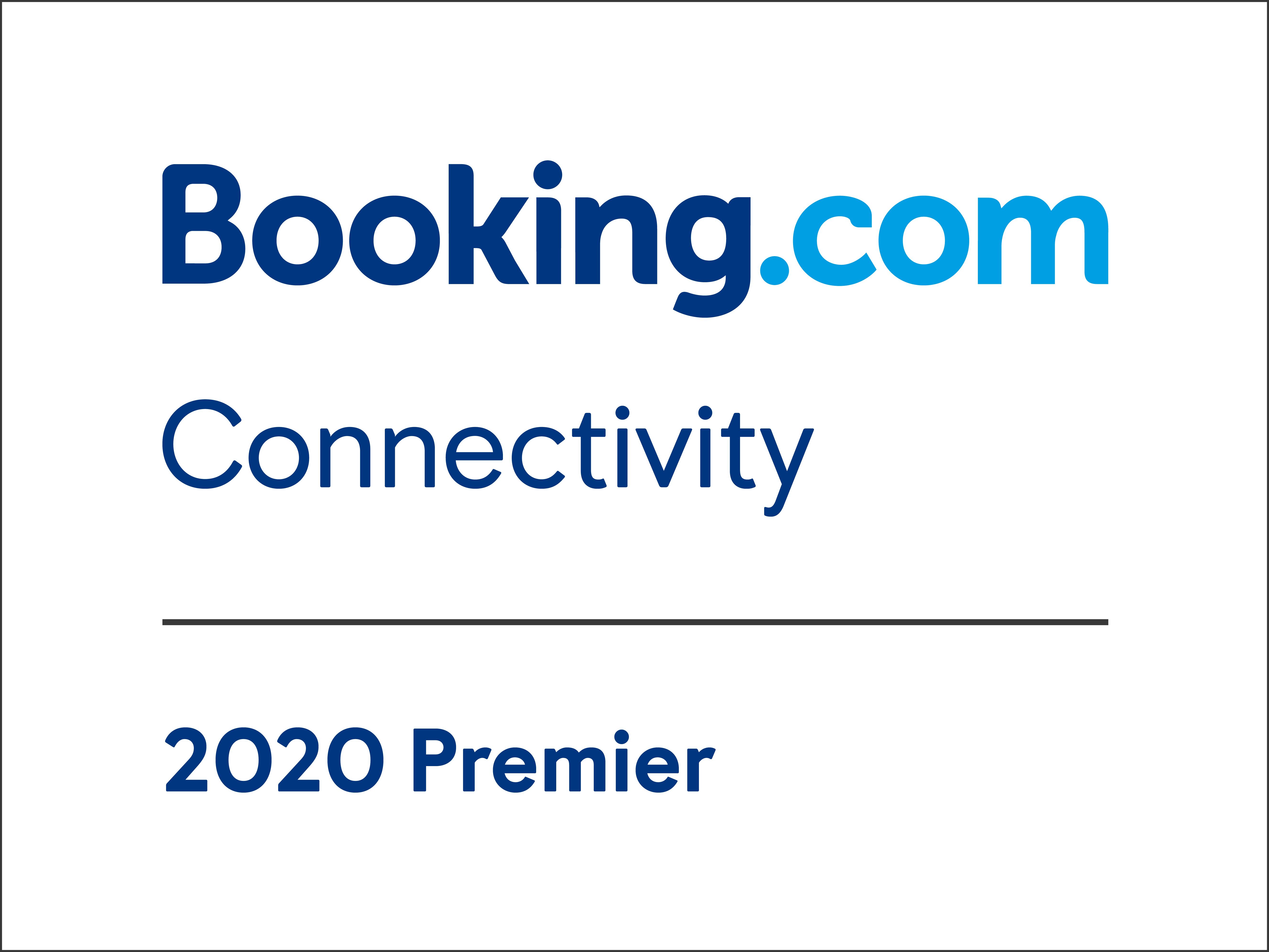 Hotel Link Là Đối Tác Kết Nối Cao Cấp Năm 2020 Của Booking.com.
