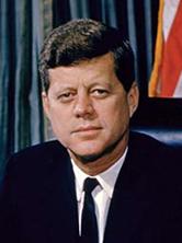 جون ف. كينيدي