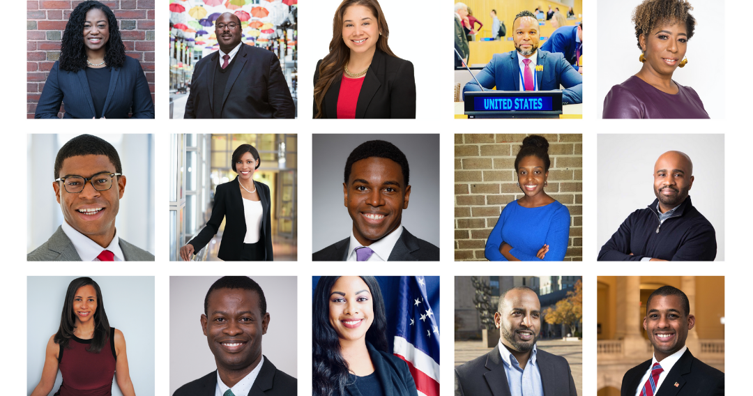 2020 Black American National Security & Foreign Policy Next Generation Leaders