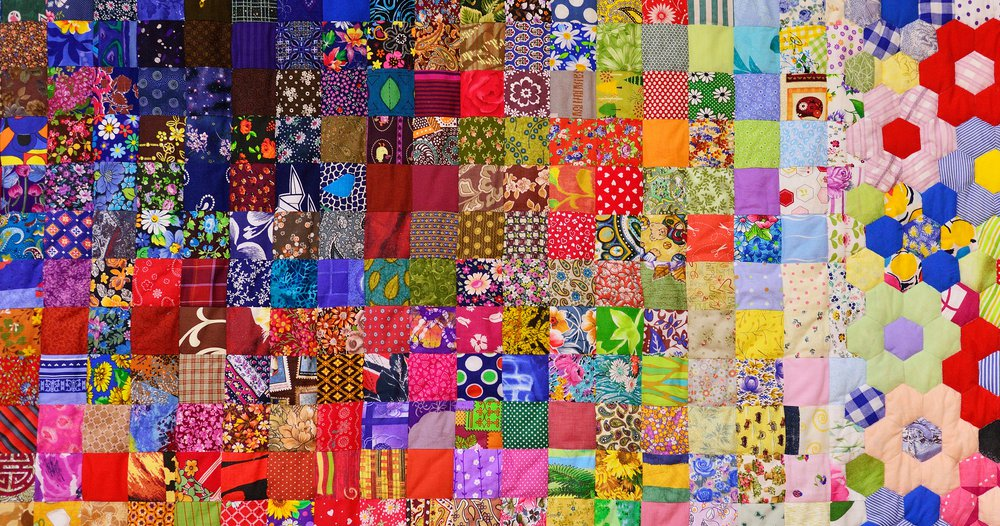 The Quilters and Knitters Who Are Mapping Climate Change