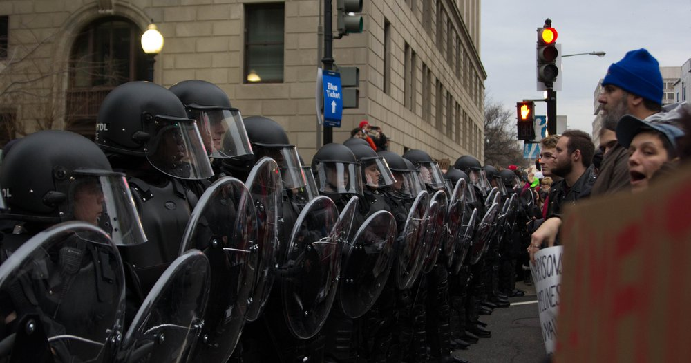Resisting Political Violence in the United States