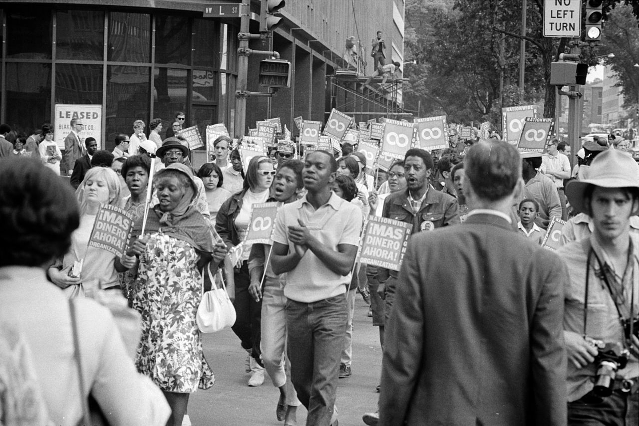 the black freedom movement of the 1950s American civil rights movement, mass protest movement against racial segregation and discrimination in the southern united states that came to national prominence during the mid-1950s.