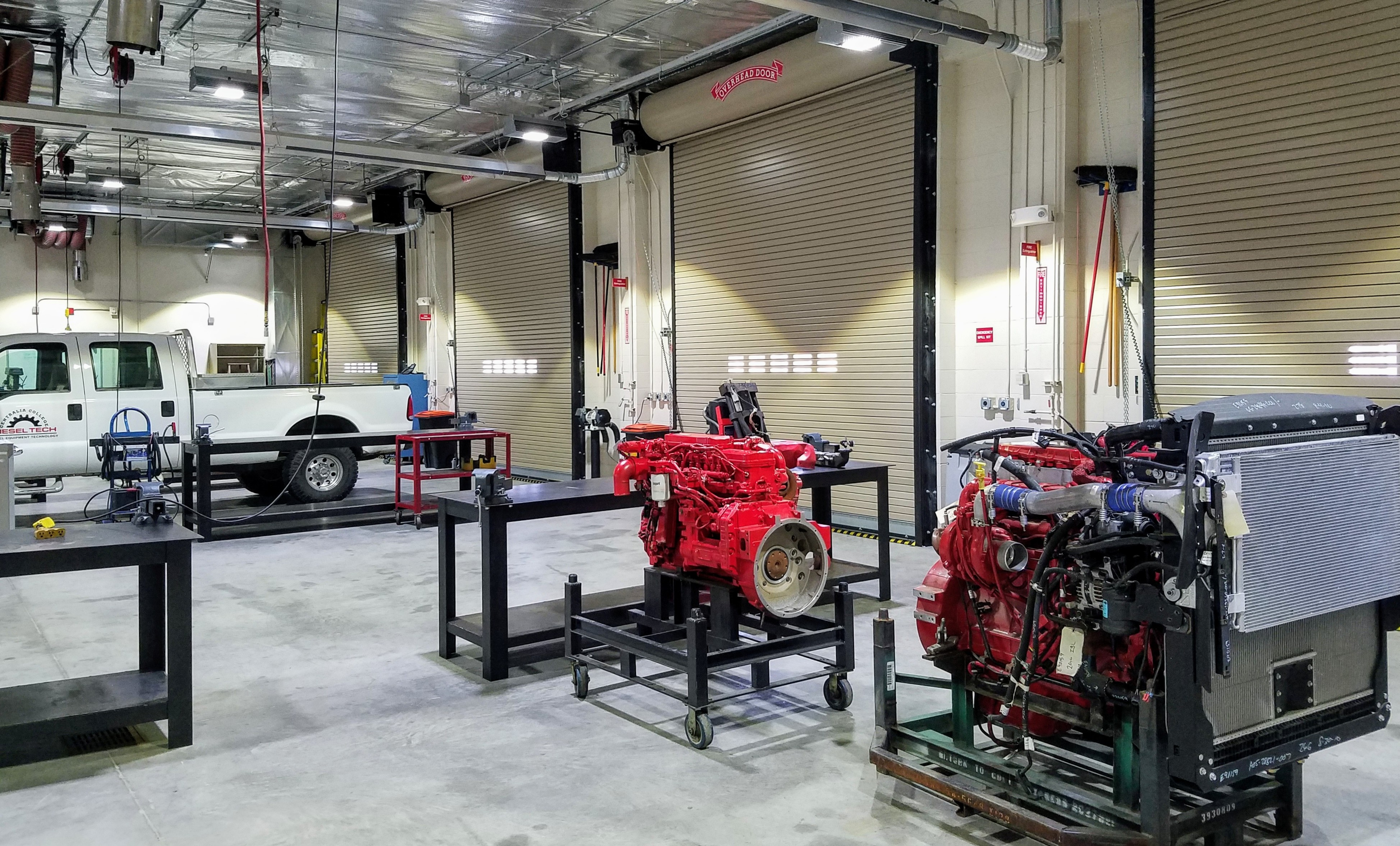 More than turning wrenches: Centralia College's applied bachelor's program prepares the next generation of diesel professionals