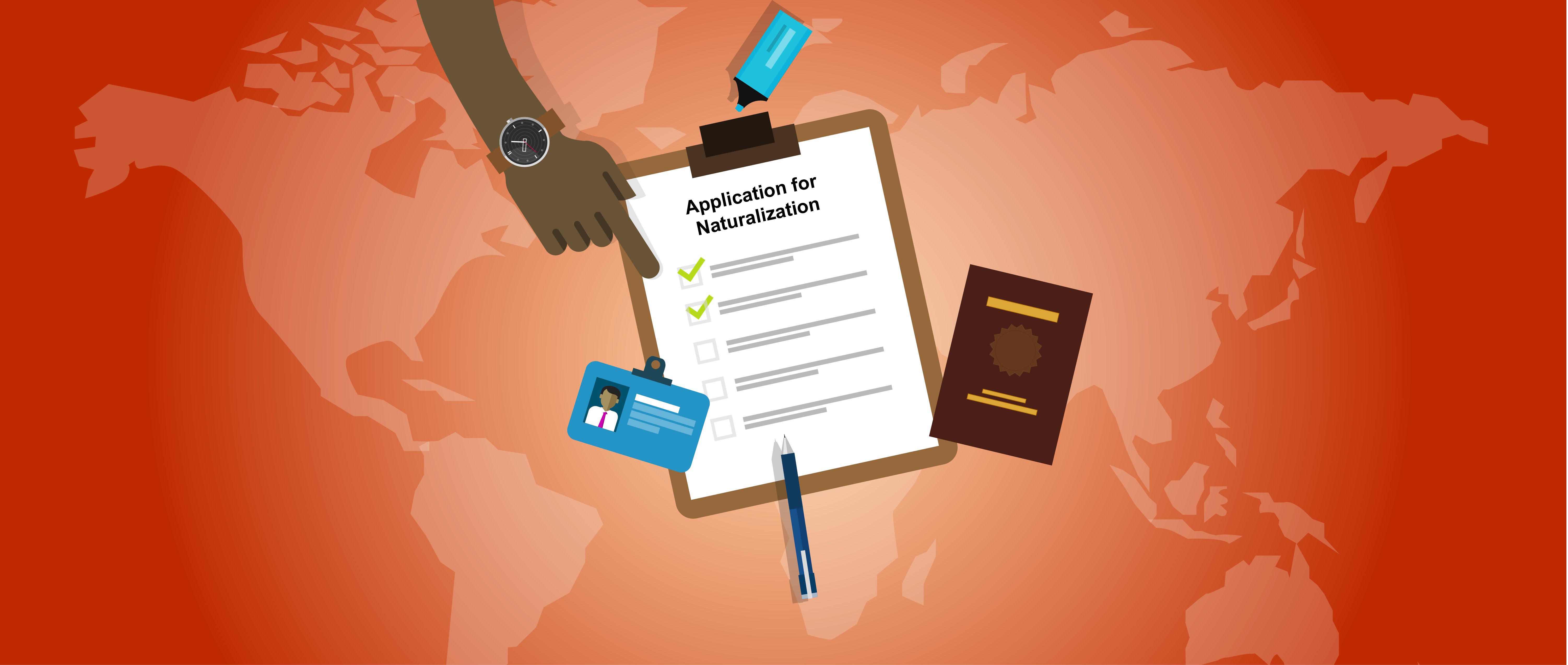 Understanding the Catalysts for Citizenship Application: Finding 5