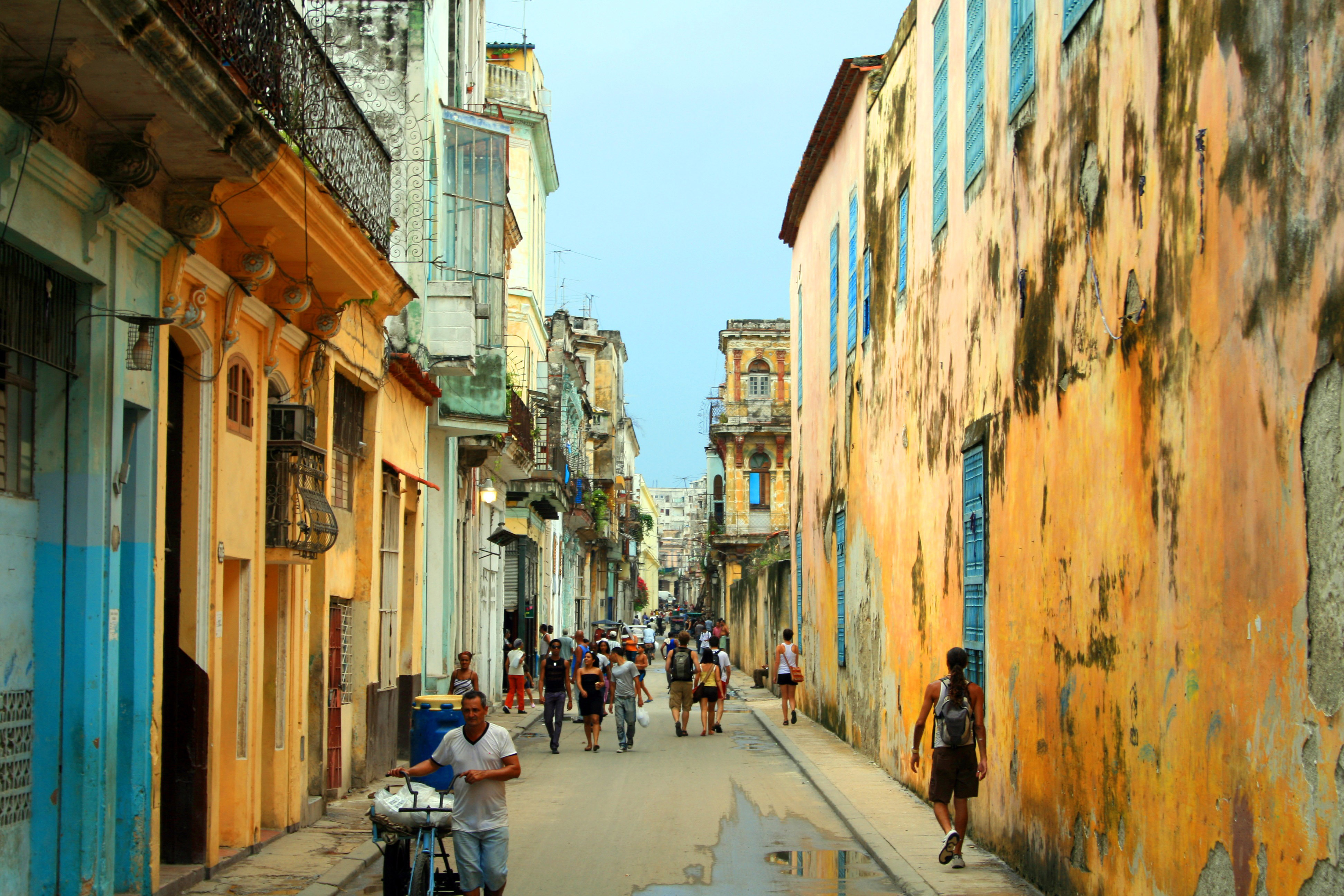 can we write beyond the embargo in cuba