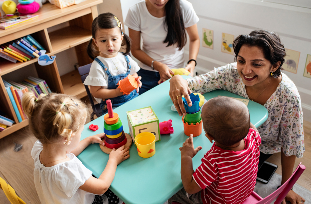 Interview: The Role of Coaching in Helping Head Start Teachers Effectively Serve DLLs
