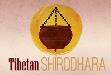 Tibetan Shirodhara
