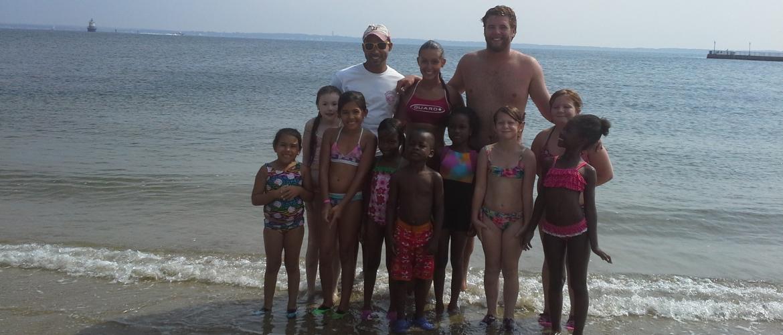 Kids Swim Lessons Group