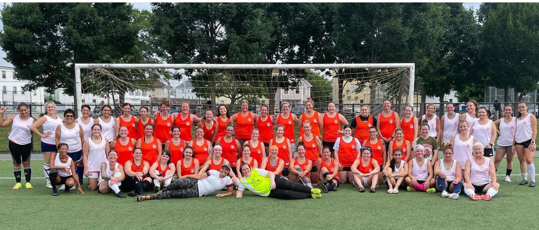 Women's Soccer League Group