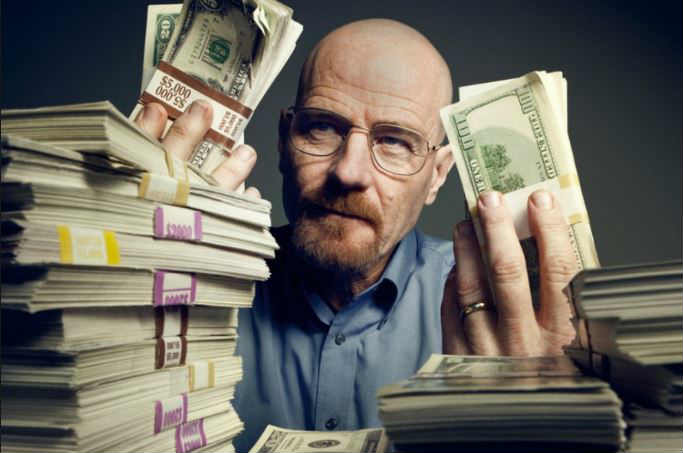 How to make a million dollars - Walter White