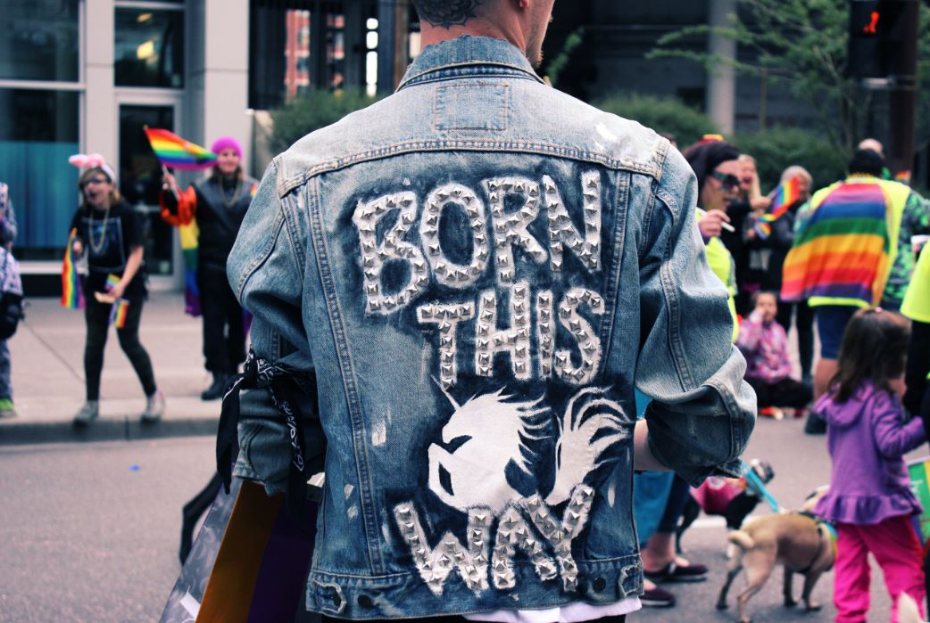 your passion - born this way