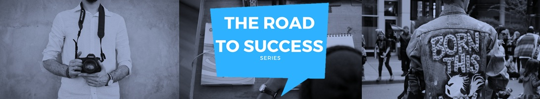 the road to success - starting a remote work startup Rebel and Connect