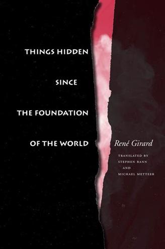 Things Hidden Since the Foundation of the World - best entrepreneurship books