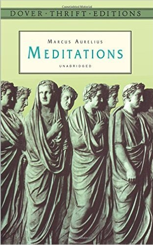meditations by Marcus Aurelius - best entrepreneurship books